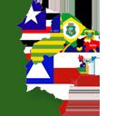 Logo of BTE | Nordeste Brasil / Northeast Brazil