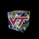 Logo of Virginia Tech Minecraft Earth