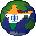 Logo of BuildTheEarth South Asia
