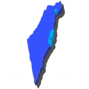 Logo of Israel/West Bank