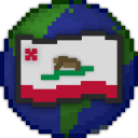 Logo of Build the Earth 1:1 - California
