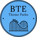 Logo of BTE Theme Parks
